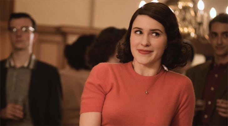 Love 'Gilmore Girls'? Then You Need to Watch 'The Marvelous Mrs. Maisel'