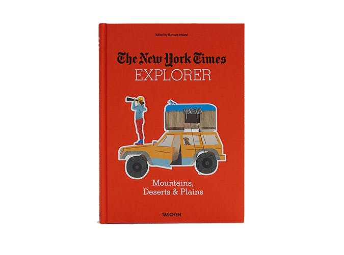 The New York Times Explorer book