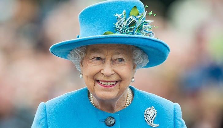 The Queen Meghan Markle