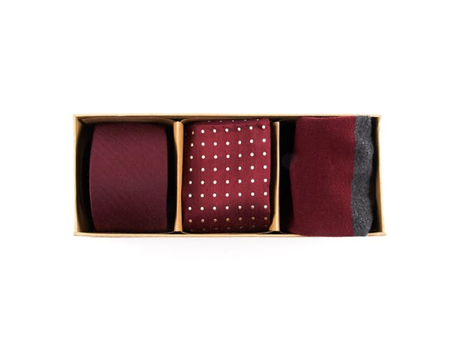 The Tie Bar gift set