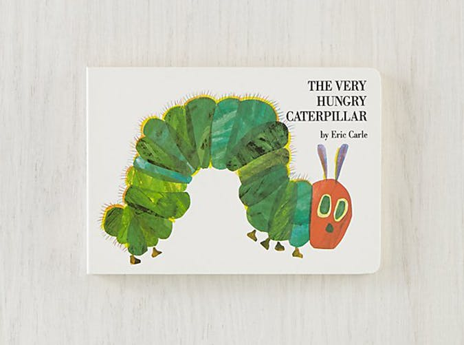 The Very Hungry Caterpillar gifts for kids under 25 dollars