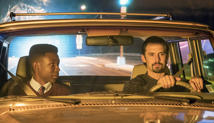 'This Is Us' Fall finale ends with Kevin in handcuffs