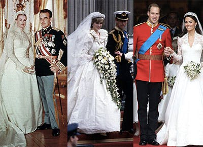 Royal Wedding Time.The 15 Best Royal Wedding Dresses Of All Time Purewow