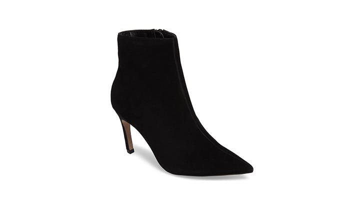 Topshop Pointed Bootie