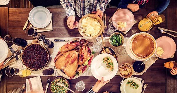 16 Of The Most Popular Thanksgiving Foods, Ranked