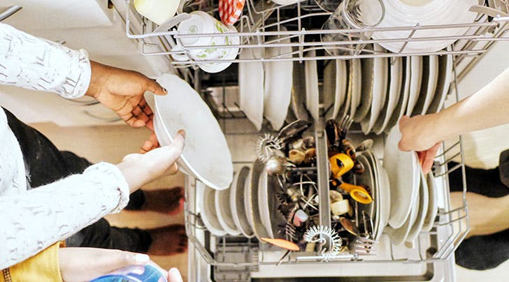 How to Clean Your Dishwasher in 3 Easy Steps (Because It Definitely Needs It)