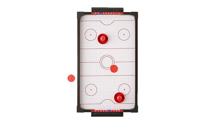 Urban Outfitters Tabletop Air Hockey