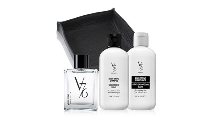 V76 Silver Fox Grooming Products