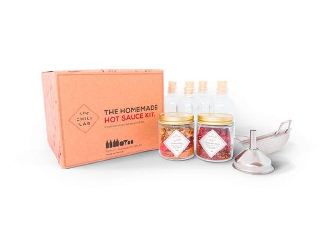 W P Design Hot Sauce kit