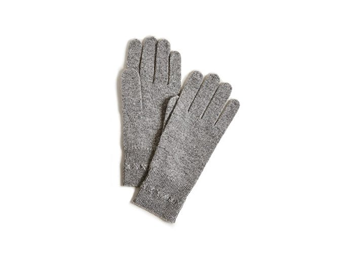 White Warren Cashmere Gloves