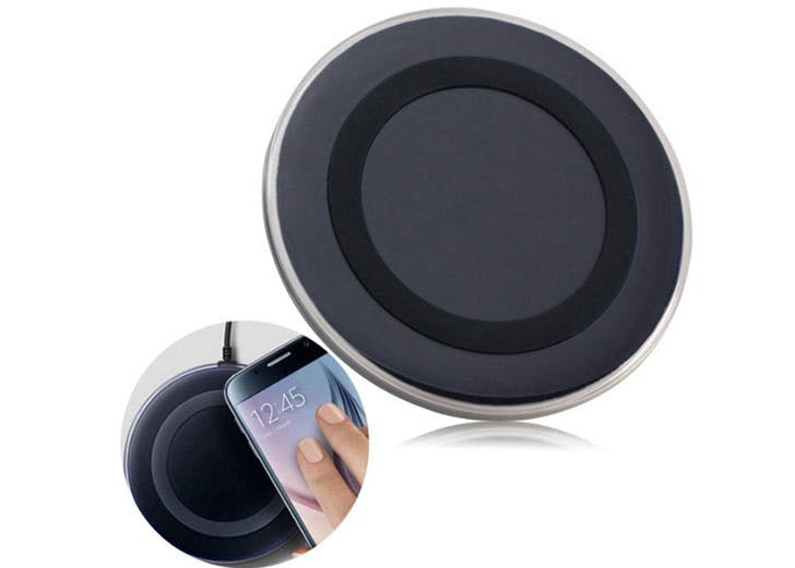 Wireless charging pad from DealXtreme2