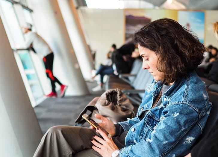 airport delays amazon alexa