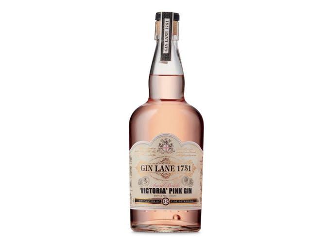 aldi gin lane 1971 pink gin 501