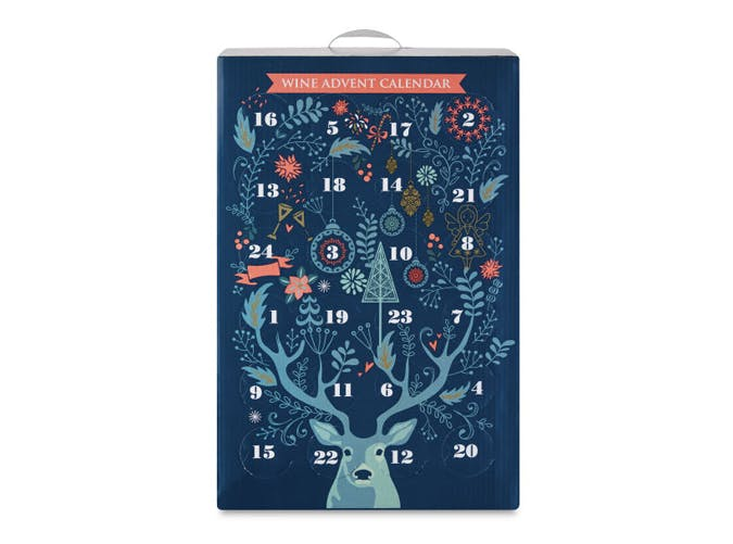 aldi wine advent calendar 501