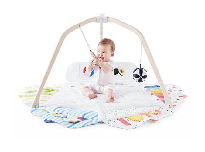 baby play gymnasium gift 501