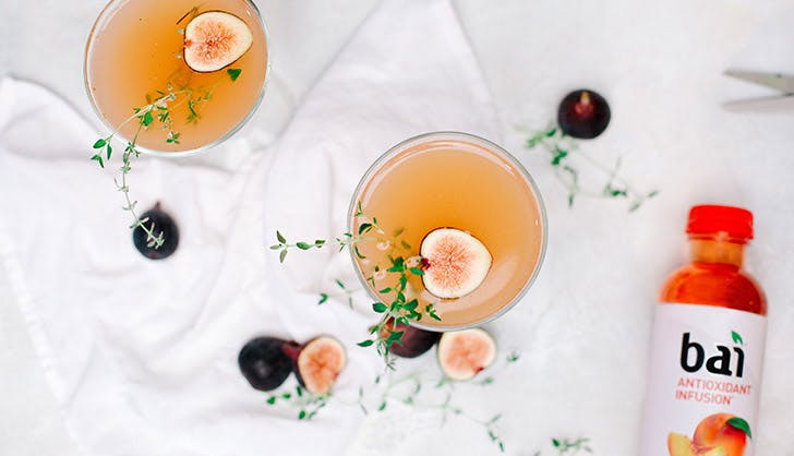 bai peach fig drink
