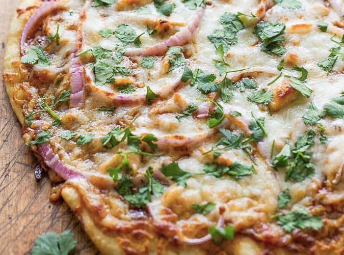 barbecue chicken pizza recipe 501