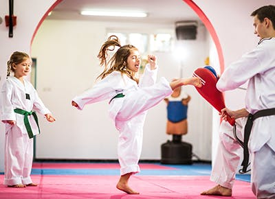 The Best Martial Arts Classes for Kids - PureWow