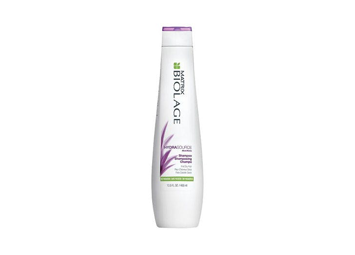 best smelling shampoo biolage