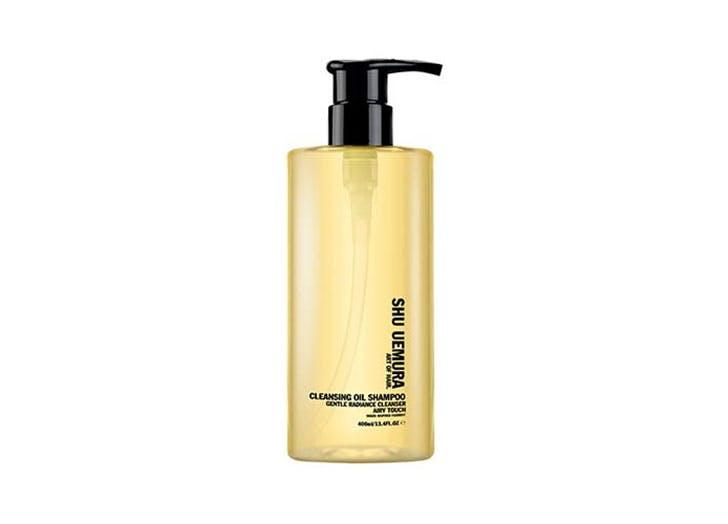 best smelling shampoo shu uemura