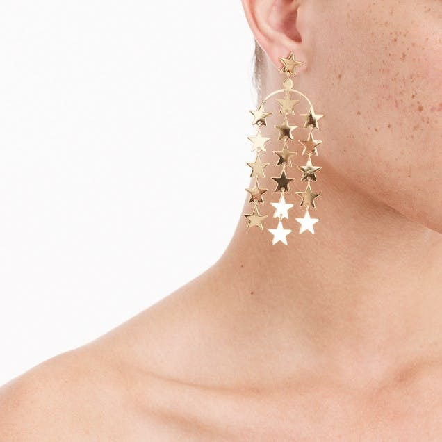 best things to buy at jcrew star earrings