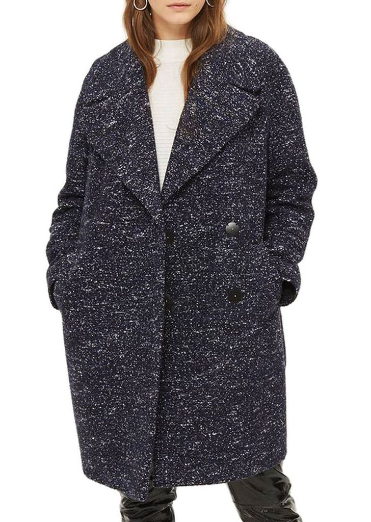 body type coat tall