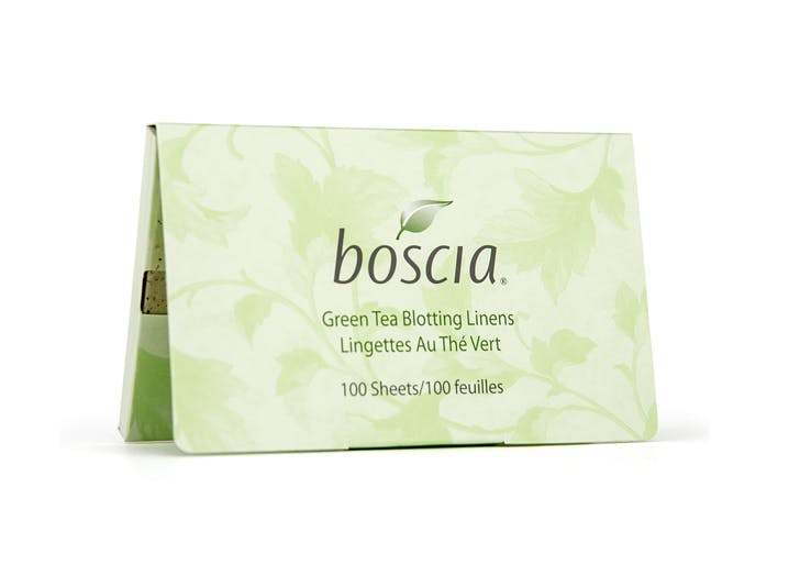 boscia blotting sheets LIST