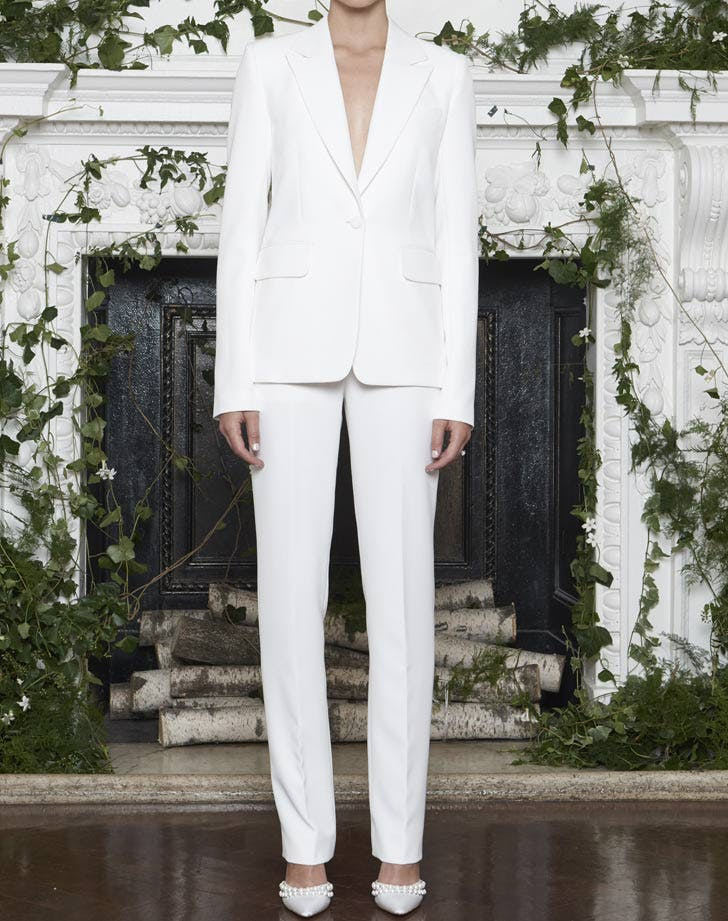 bridal pantsuit LIST