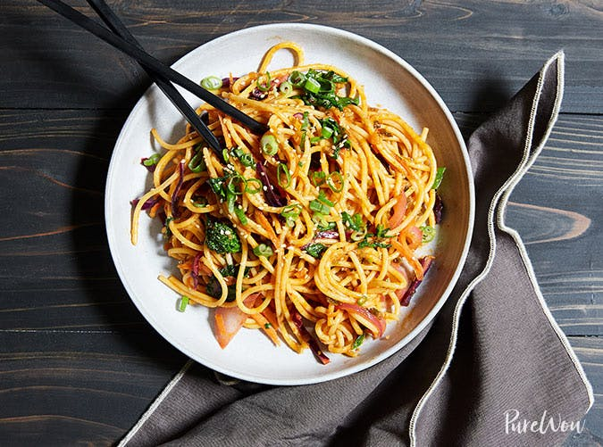 broccoli rabe curry noodles recipe 501