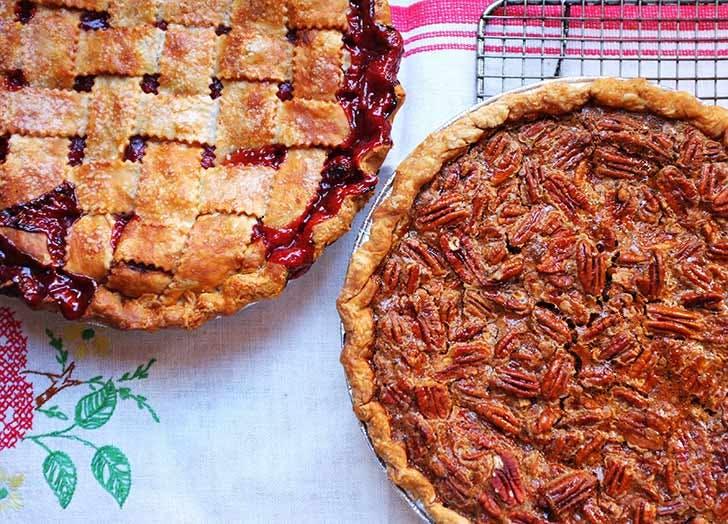 bubbys pie thanksgiving NY