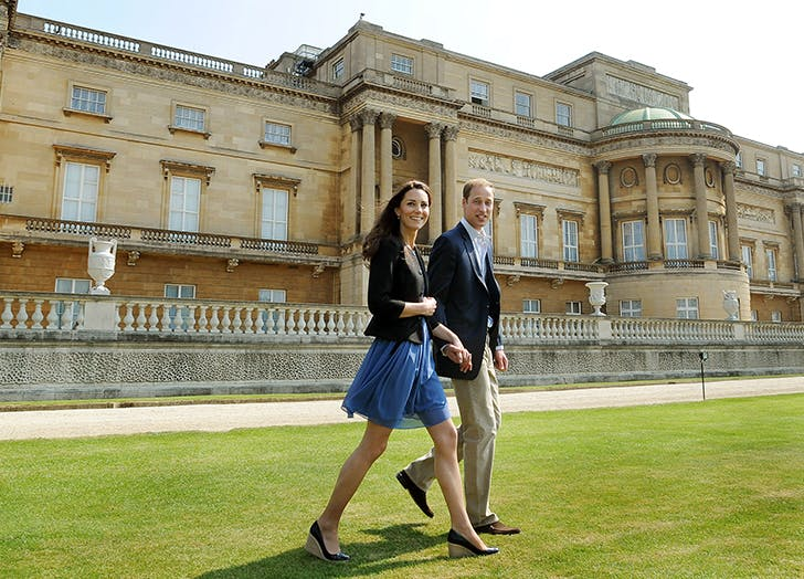 buckingham palace facts 10