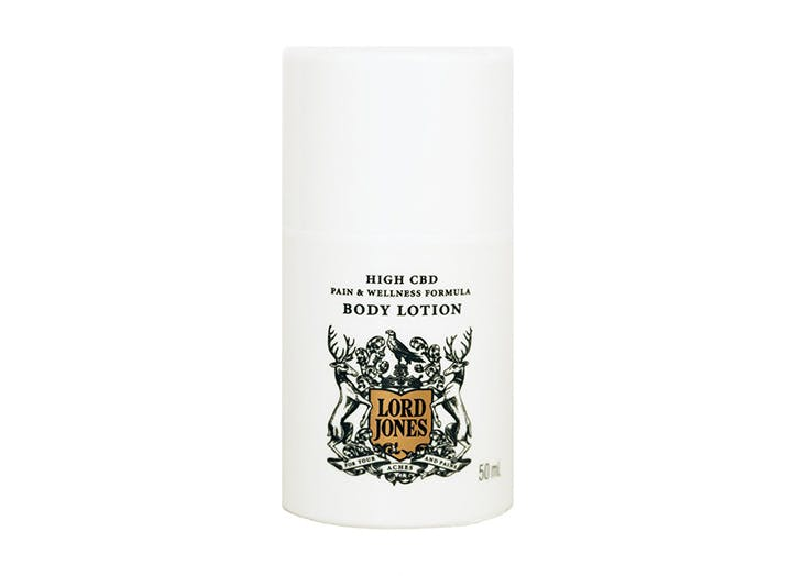 cannabis products body lotion