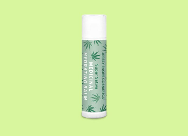 cannabis products lip balm