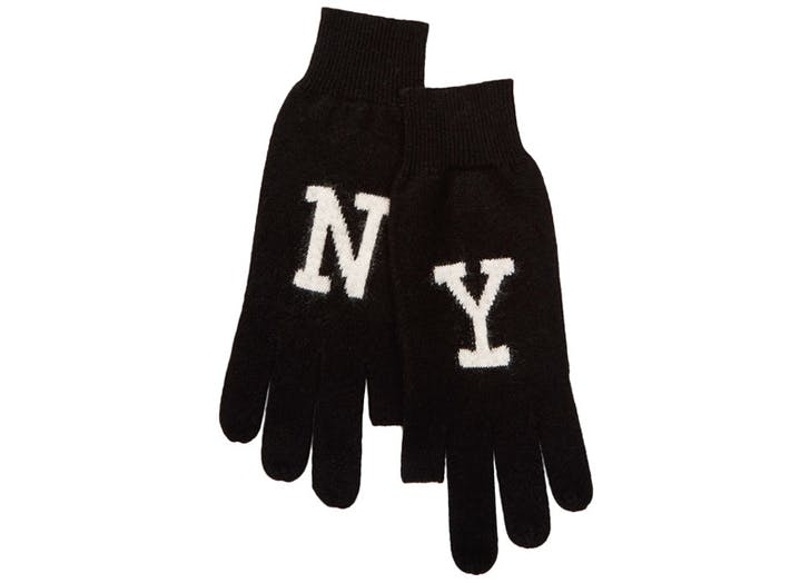 cashmere gloves NY gift guide