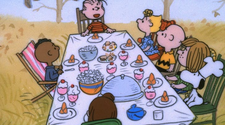 Save the Date: This Is When 'A Charlie Brown Thanksgiving Will Air on TV