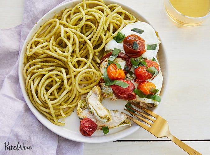 chicken caprese pasta recipe 501