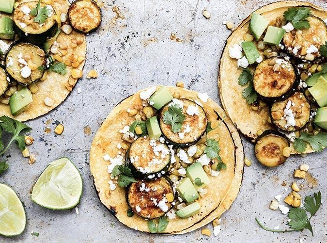 chipotle zucchini corn tacos 501