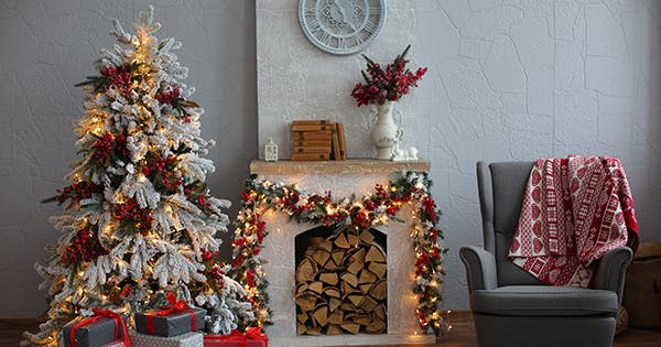 quiz what 39 s your christmas decorating style purewow. Black Bedroom Furniture Sets. Home Design Ideas