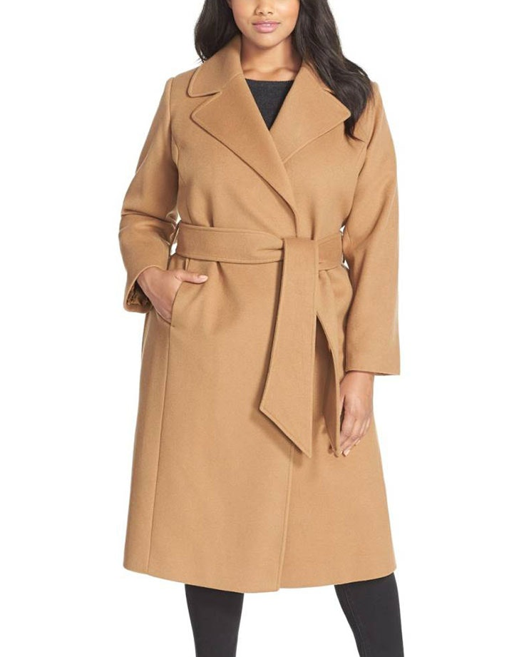 Best winter coat for hourglass figure