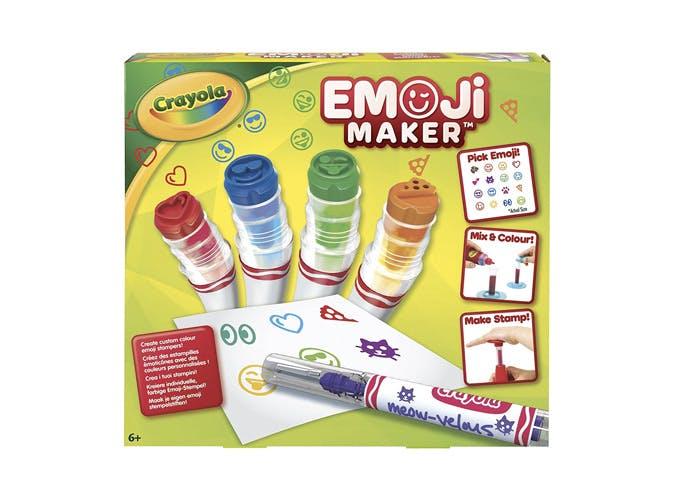 crayola emoji maker markers 501