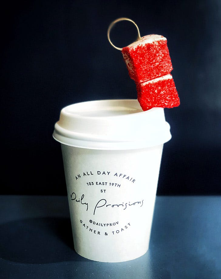 daily provisions hot chocolate NY