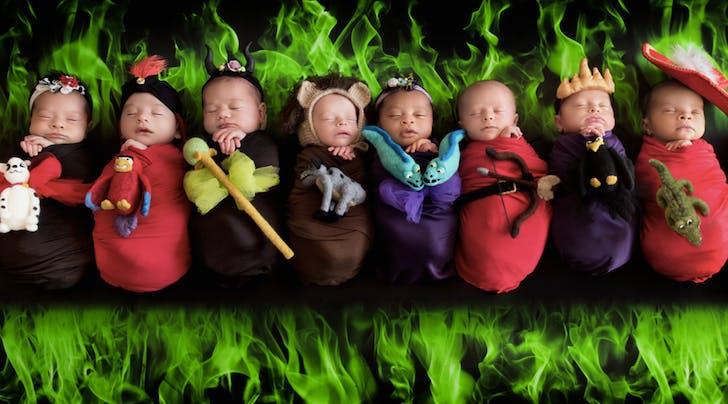 Halloween Disney Villains.Baby Disney Villain Halloween Costumes Purewow