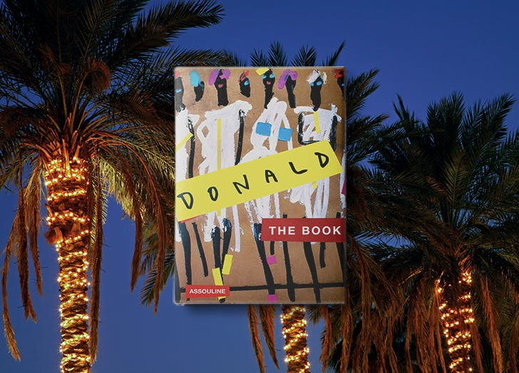donald the book LA gift guide