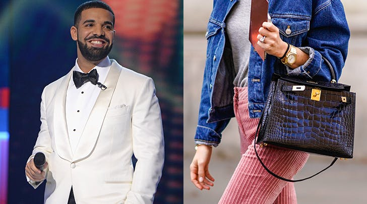 Boyfriends, Take Note: Drake Has Been Quietly Collecting Birkin Bags to Give to His Future Wife