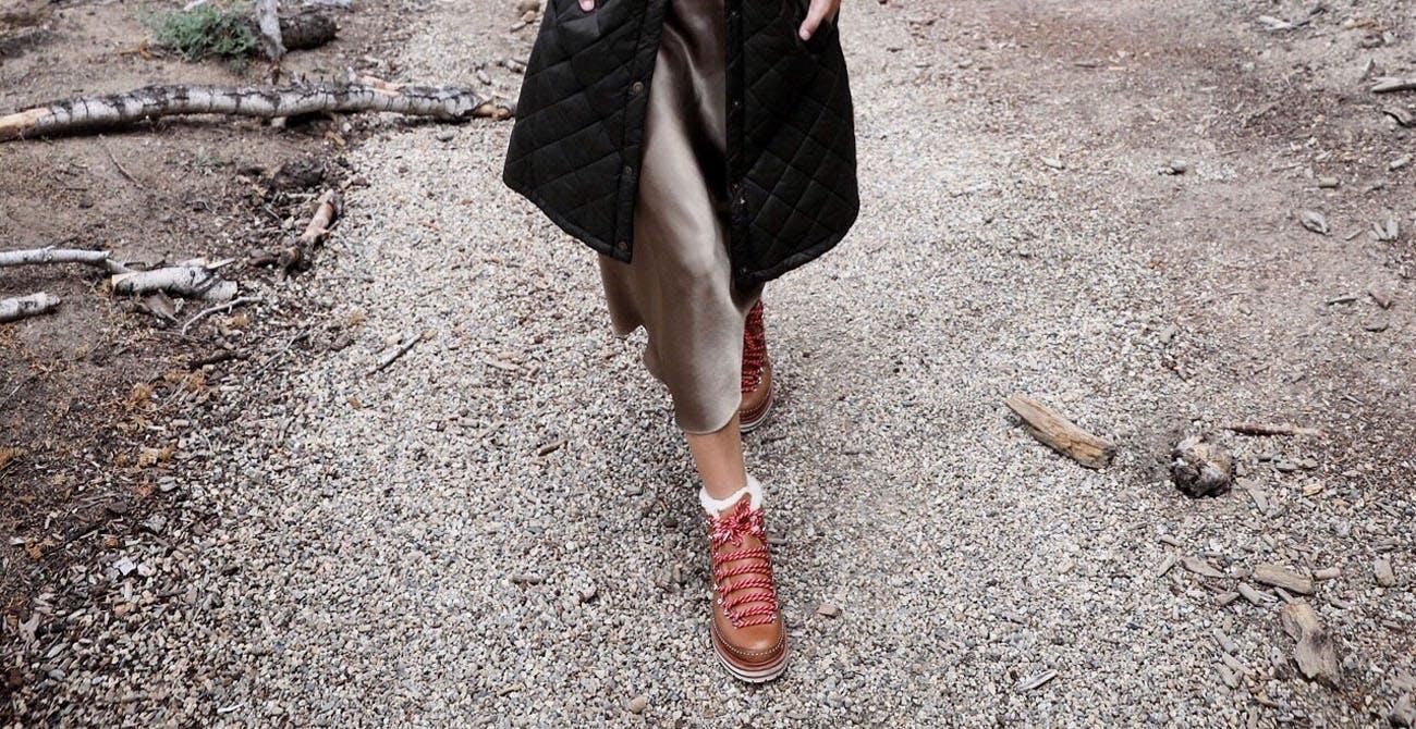 ebay hiking boots