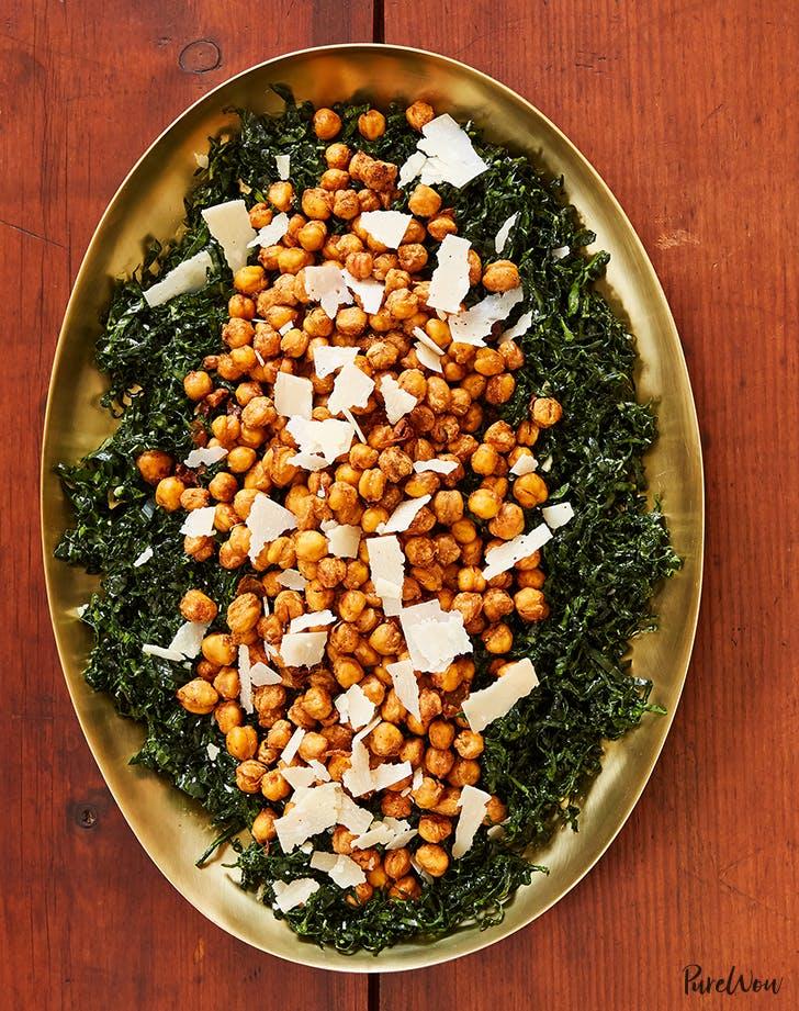 flu foods kale