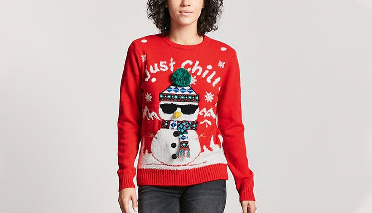 15 Ugly Holiday Sweaters You'll Actually Kinda Love