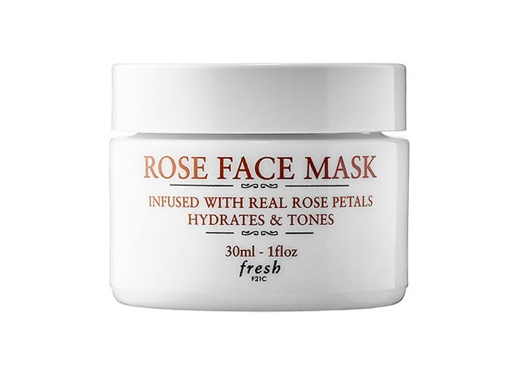 fresh rose face mask winter skincare LIST