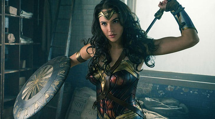 Gal Gadots Daughters Dont Really Care That Shes Wonder Woman and Were Like 'What?!