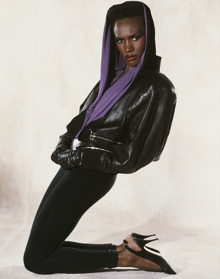 grace jones nyc style icon LIST